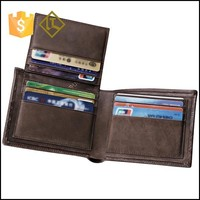 Top grade newest brand purse wallet for men,billetera