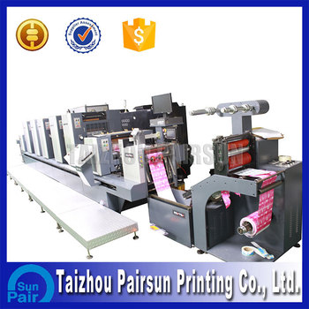 CE ISO top quality custom logo printing high adhensive removable Labeling Machine label making