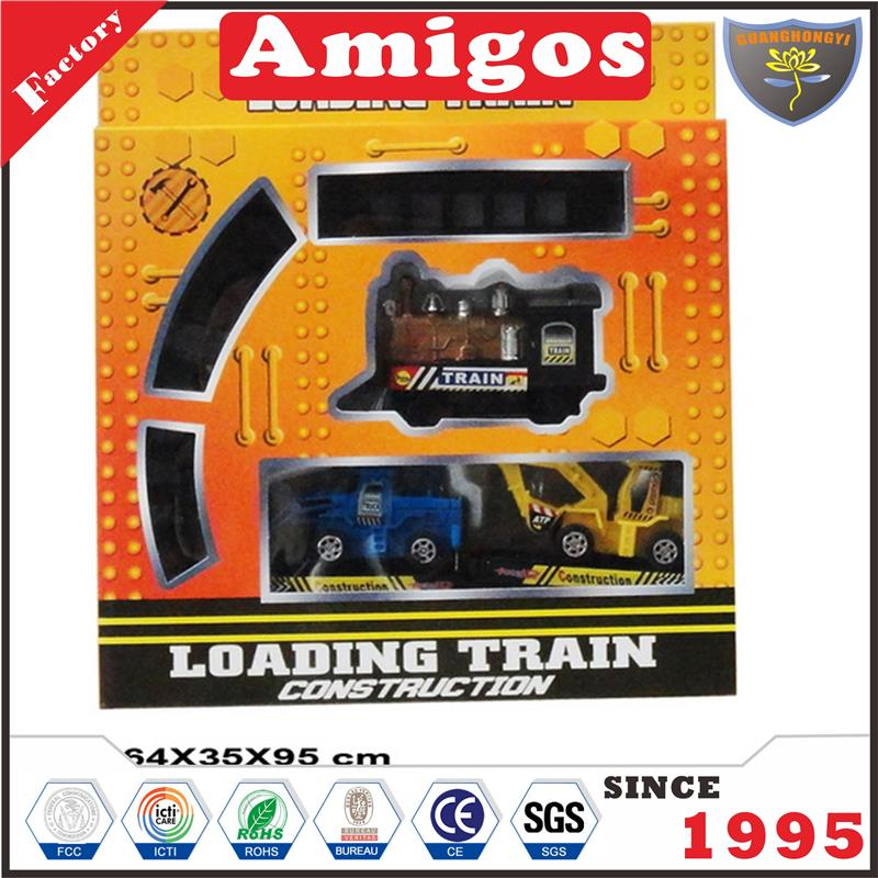 2018 Electric 2 styles mixed latest train toy