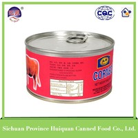 2015 hot selling oem brands canned corned beef