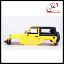 1/10 cover shell JK wrangler SCX10 / D90 climbing RC car hard top D90 body shell of JEEP wrangle SCX10 D90 90020 90021 90018