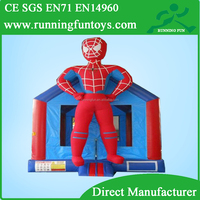 HOT!!! 2016 PVC inflatable bouncer slide,inflatable princess bouncy castle,inflatable bouncy house