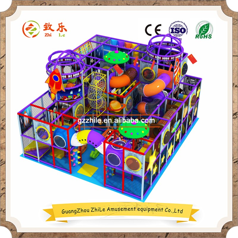 High Quality Low Prices Professional Indor Playground Equipment