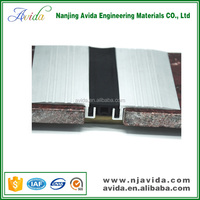 light load expansion joint seal of floor
