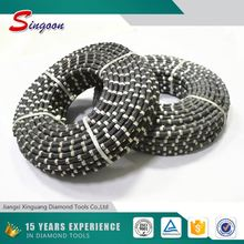 Open Loop Stationary Diamond Wire Saw For Profiling Granite
