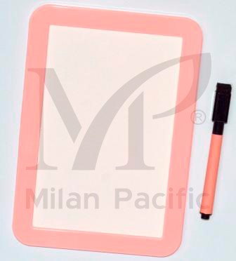 magnetic white board with pen/magnetic dry eraser board with pen/fashion locker white board/writing board