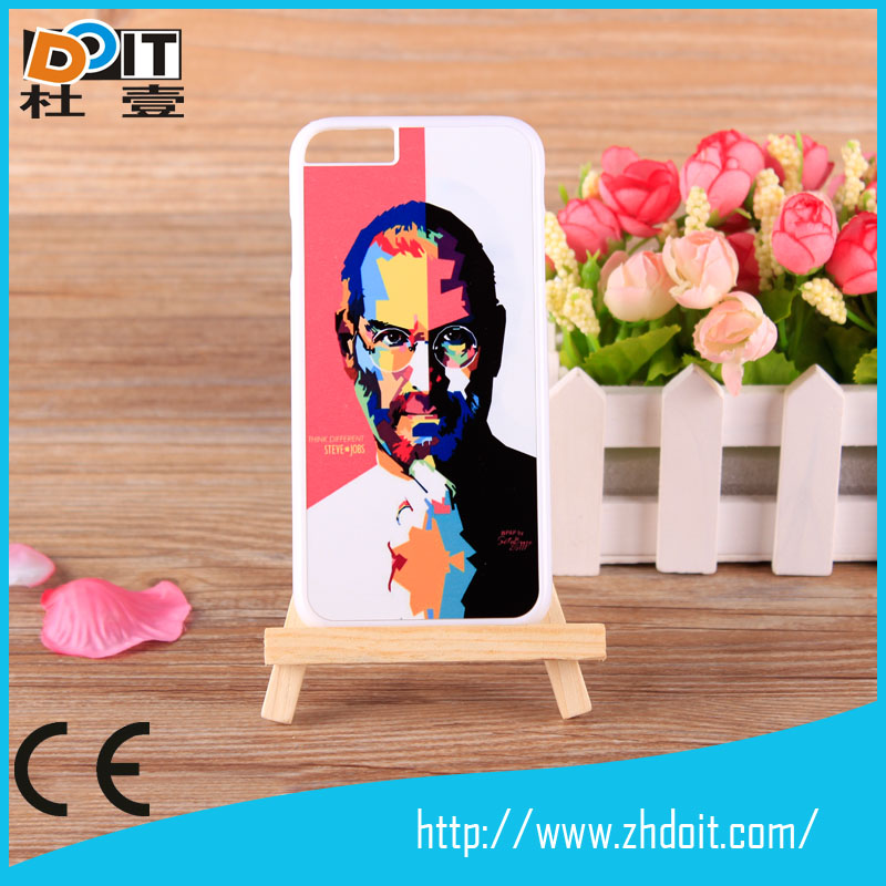 Heat Transfer 2d sublimation mobile phone case for iphone 6 plus