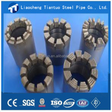 Impregnated diamond bit in the body Chinese brand low price high quality service