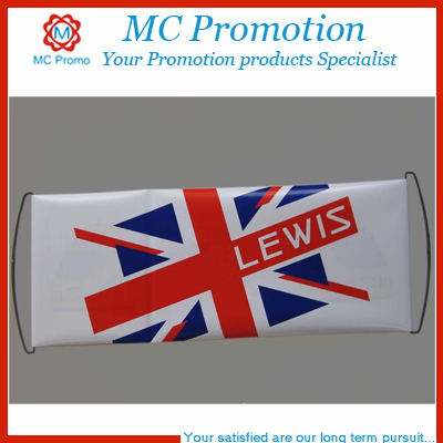 outdoor advertising roll up pull banner