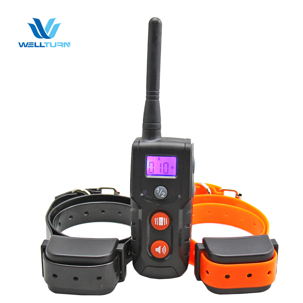 Newest Hot Electronic Products 2016 Remote For Electric Meter Stop Remote Control Dog Training Collar