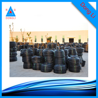 PE100 PURE raw material 3/4'' hdpe water pipe 25mm for water supply