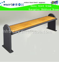 outdoor wooden bench in park outdoor bench in a hot sale