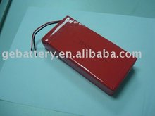 rechargeable 14.8V8Ah lithium battery pack/ li po battery pack