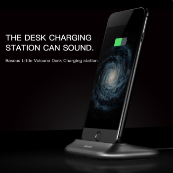 New Baseus Desktop Small volcano charger For iPhones