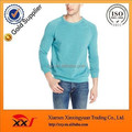 Bright color simple style blank plain sweatshirts with round collar