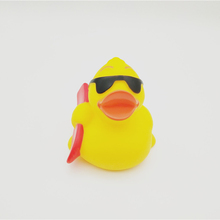 Vinyl Yellow Rubber Plastic Duck