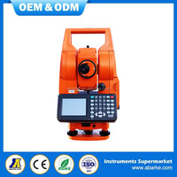 "China factory made 2"" robotic total station, Windows CE operating system total station survey instrument"
