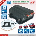 8 channel mobile car dvr recorder bus or trucks or taxi .3g mobile dvr, H80