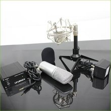 PC recording & studio microphone for singing or chat online etc