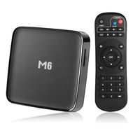 Android tv box Hd 1080p Android Tv Box online internet tv box M6 , S805 quad core A9 Android Smart TV Box, Android xbmc tv box