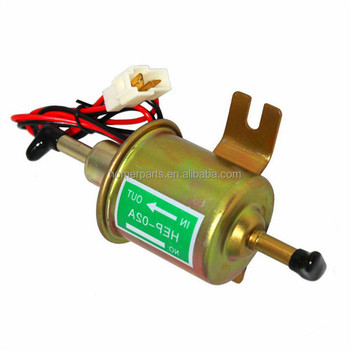 New Universal 12V Electric Gas Diesel Fuel Pump HEP-02A HEP02A