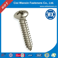 galvanized pan head self tapping screw weld