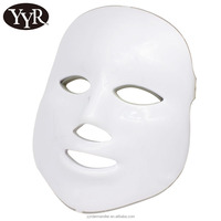 YYR home use acne removal led light therapy electrical facial mask