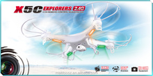 Hot selling 31.5cm rc quadcopter rtf kit /X5C drone /SYMA X5C with camera