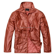 Spring and Autumn Korea Design Windproof Mens Jackets Made In China