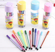 Direct Selling 36 Color Graffiti Non-toxic Art Washable Children's Safety Gift Painting Watercolor Marking Pen