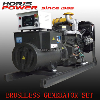 8-1500kw brushless ac motor generator for hot sales