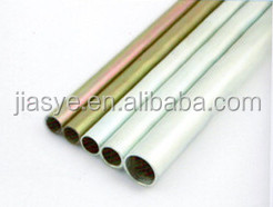 DIN High-Precision Cold Drawn Galvanized Steel Pipe Manufacturers China Coated White Zinc