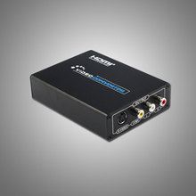 high precision hdmi to 5 rca component av input hdmi output converter