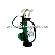 Novelty Golf Pens and Golf Pen Holder with Watch