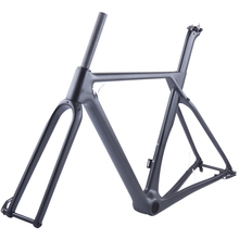 2019 Flat mount gravel frameset CX Gravel Cyclocross <strong>carbon</strong> fiber frame road racing bicycle frames