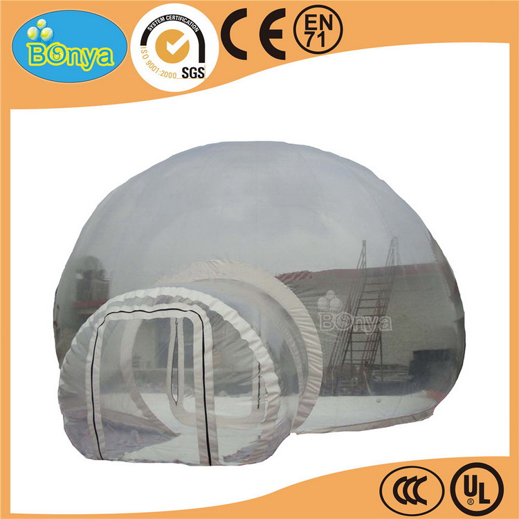 New hot fashion reliable quality inflatable gaint tent