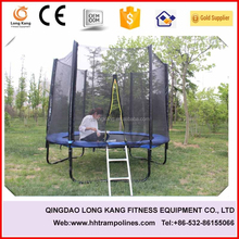 8ft trampoline jumping exercise equipment trampoline equipments for long jump