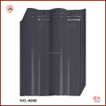 High selling Jinjiang Factory Glossy Ceramic Slate Roofing Tiles