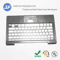 plastic shell injection molding processing of computer keyboards