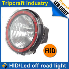 "TRIPCRAFT 2014 hotest 4"" 7"" 9"" 9-32V 35w 55w 75w hid construction work light for motorcycle ATV"