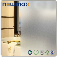 Plastic adhesive window film