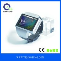 Android 2.2 OS watch mobile phone with MP3/email/camera/wifi/GPS/G-sensor