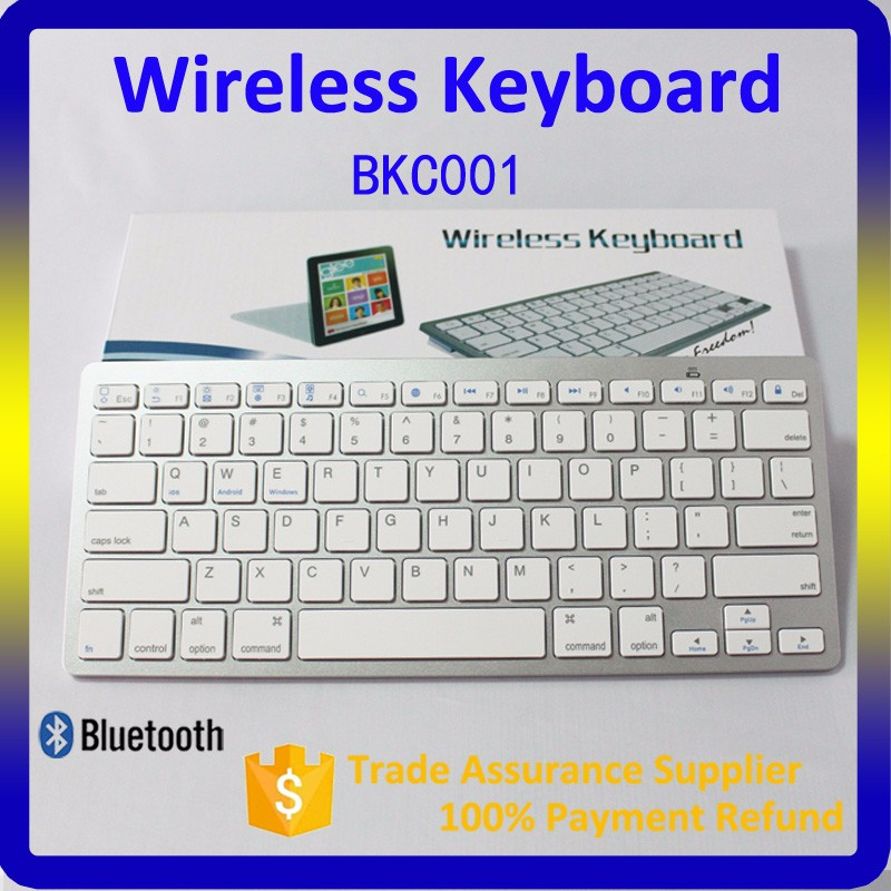 ShenZhen Chocolate Standard Computer Keyboard USB Mini keyboard Wireless BKC001