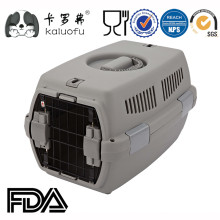Plastic Pet Crates Requirements Dog Flight Carrier Airline Approved Pet Car