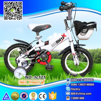 steel frame material steel fork material 4 wheels kid bike god supplier