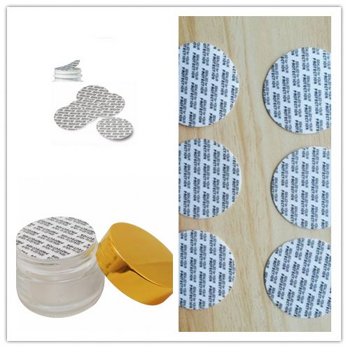 heat resistant Aluminum foil tape, water proof alu tape with paper liner