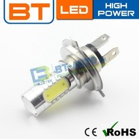 2016 China Wholesale 12V High Power Auto LED Bulbs Fog Light H4 White