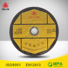 7 inch flat cutting wheel diamond cutting /grinding wheel for stainless steel