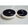 "7"" wool buffing pad with backing plate"