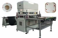 Automatic Roll to roll Hydraulic label die cutting machine